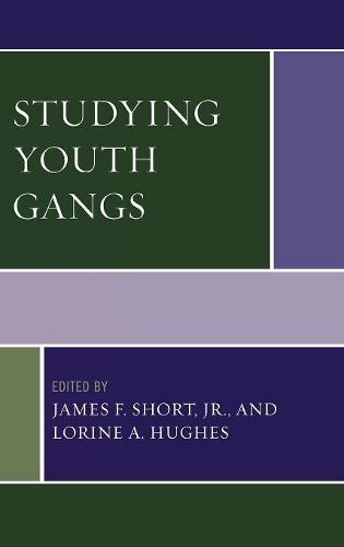 Studying Youth Gangs - Violence Prevention and Policy (Hardback)