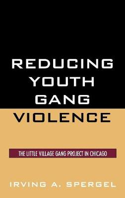 Reducing Youth Gang Violence: The Little Village Gang Project in Chicago - Violence Prevention and Policy (Hardback)