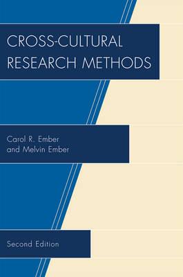 Cross-Cultural Research Methods (Paperback)
