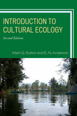 Introduction to Cultural Ecology (Hardback)