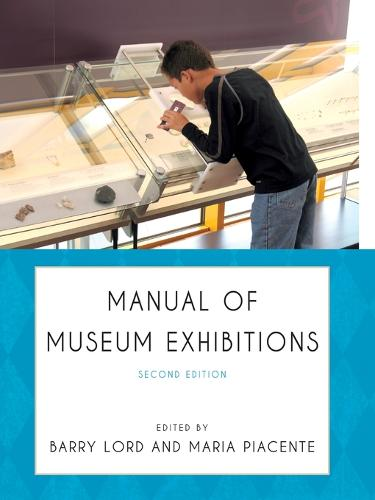 Manual of Museum Exhibitions (Paperback)