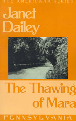 The Thawing of Mara (Pennsylvania) (Paperback)
