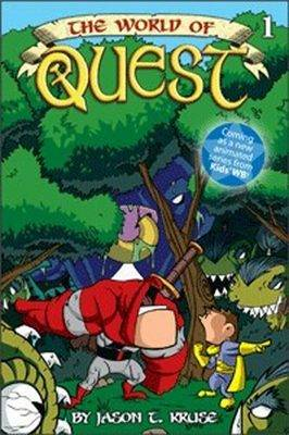 The World of Quest: v. 1 (Paperback)