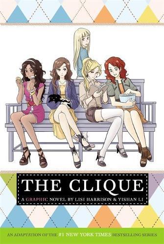 The Clique: The Manga (Paperback)