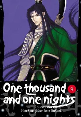 One Thousand and One Nights, Vol. 9 (Paperback)