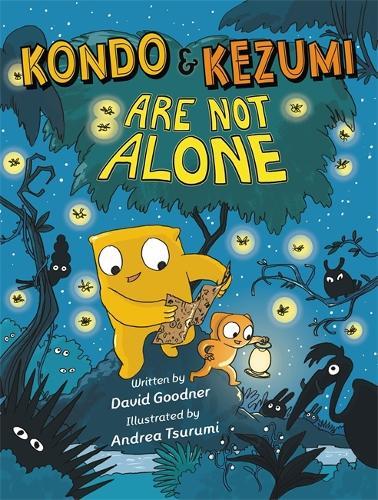 Kondo & Kezumi Are Not Alone (Paperback)