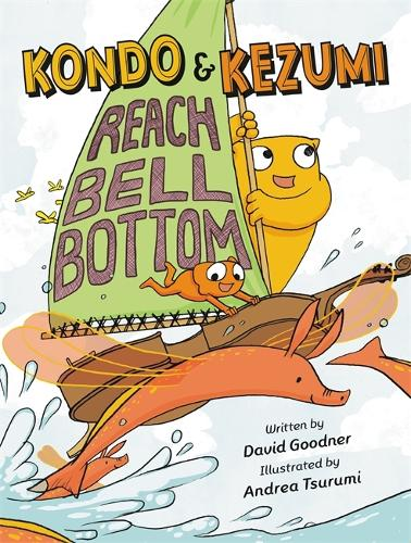 Kondo & Kezumi Reach Bell Bottom (Paperback)