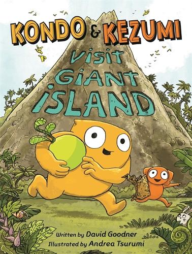 Kondo & Kezumi Visit Giant Island (Paperback)