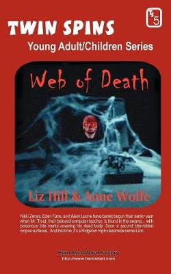 Raven's Blood/Web of Death: Twin Spins #5 (Paperback)