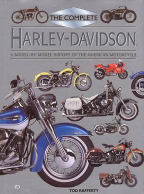 Complete Harley Davidson A Model (Hardback)