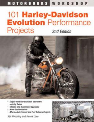 101 Harley-Davidson Evolution Performance Projects (Paperback)