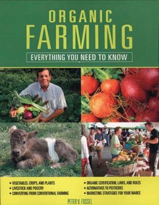Organic Farming: Everything You Need to Know (Paperback)