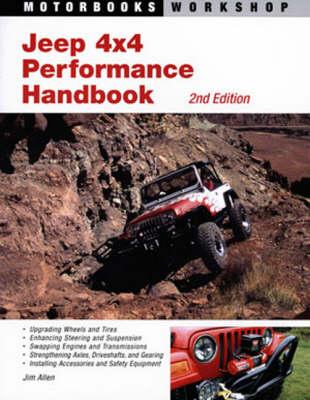 Jeep 4x4 Performance Handbook (Paperback)