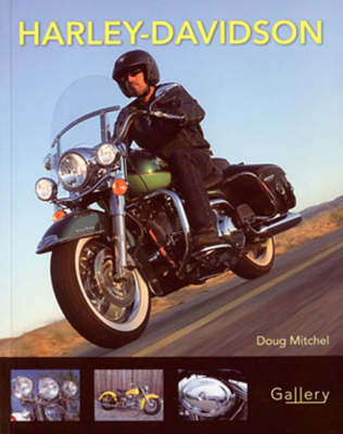 Harley-Davidson (Paperback)