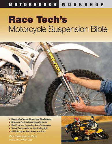 Race Tech's Motorcycle Suspension Bible (Paperback)
