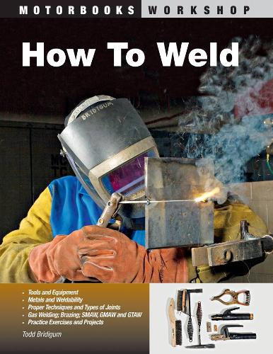 How to Weld (Paperback)
