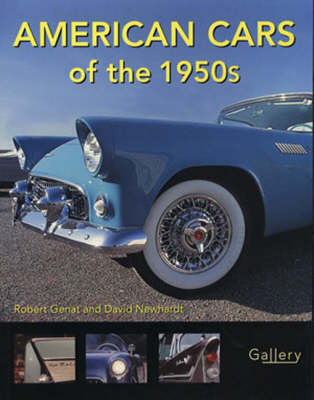 American Cars of the 1950s (Paperback)