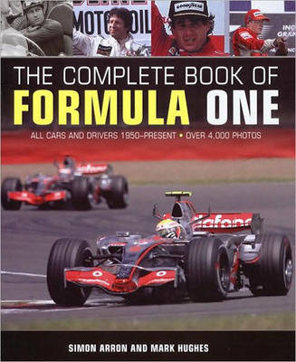 The Complete Book of Formula One (Hardback)