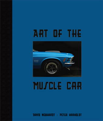 Art of the Muscle Car (Hardback)