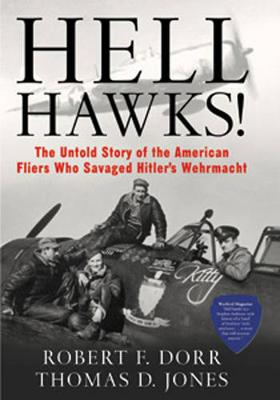 Hell Hawks!: The Untold Story of the American Fliers Who Savaged Hitler's Wehrmacht (Paperback)