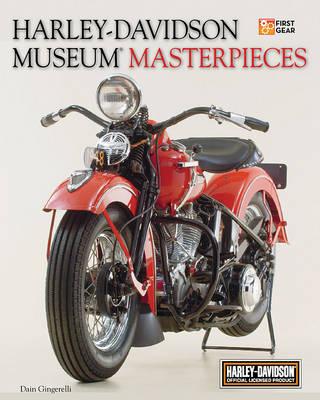 Harley-Davidson Museum Masterpieces (Paperback)