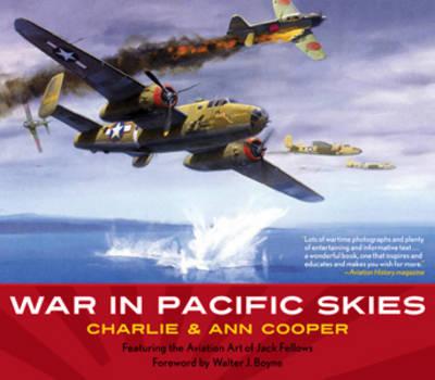 War in Pacific Skies (Paperback)