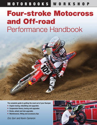 Four-Stroke Motocross and off-Road Performance Handbook (Paperback)