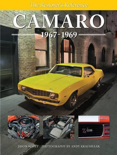 Camaro 1967-1969 - Restorer's Reference (Paperback)