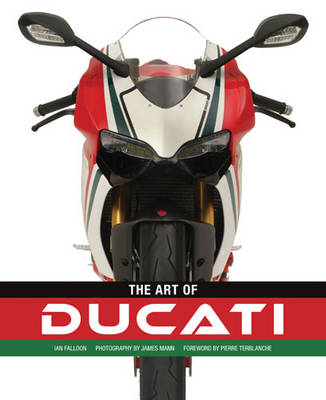 The Art of Ducati (Hardback)