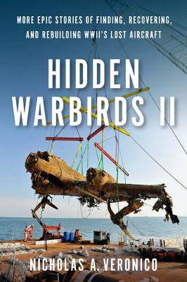 Hidden Warbirds II: More Epic Stories of Finding, Recovering, and Rebuilding WWII's Lost Aircraft (Hardback)