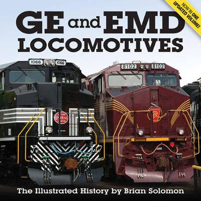 Ge and Emd Locomotives: The Illustrated History (Paperback)
