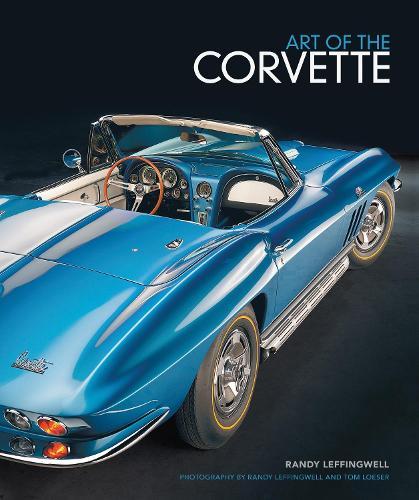 Art of the Corvette (Hardback)