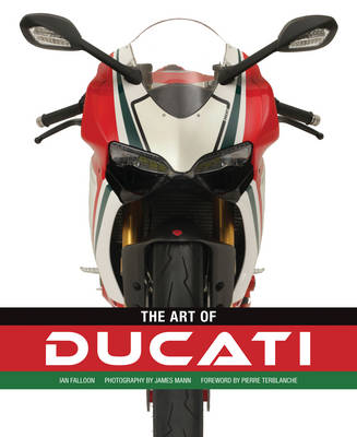 The Art of Ducati Limited Edition (Hardback)