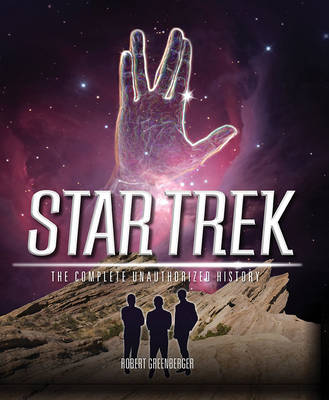 Star Trek: The Complete Unauthorized History (Paperback)