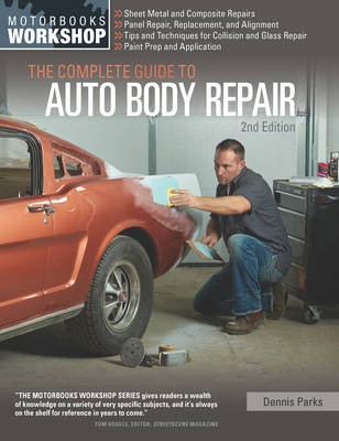 The Complete Guide to Auto Body Repair (Paperback)