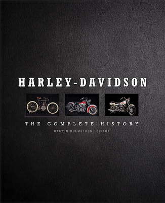 Harley-Davidson: The Complete History (Hardback)