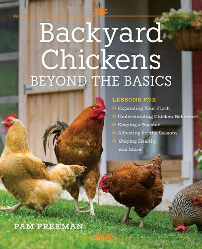 Backyard Chickens Beyond the Basics: Lessons for Expanding Your Flock, Understanding Chicken Behavior, Keeping a Rooster, Adjusting for the Seasons, Staying Healthy, and More! (Paperback)