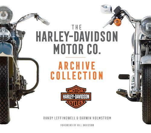 The Harley-Davidson Motor Co. Archive Collection (Hardback)