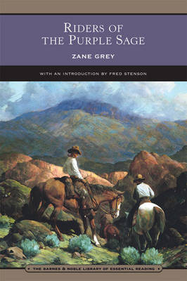 Riders of the Purple Sage (Barnes & Noble Library of Essential Reading) (Paperback)