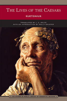 The Lives of the Caesars (Barnes & Noble Library of Essential Reading) (Paperback)