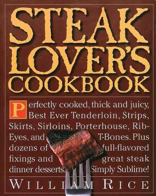 Steaklovers Cookbook (Paperback)