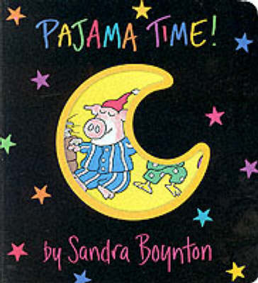 Pajama Time (Board book)