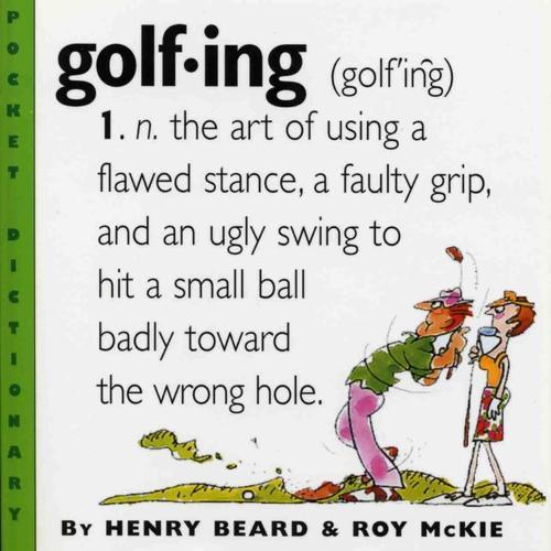 Golf-Ing (Paperback)