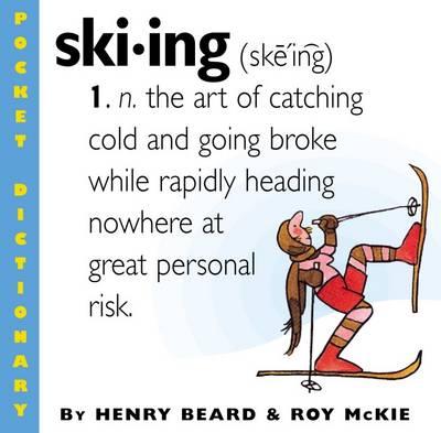 Ski-ing - Pocket Dictionary S. (Paperback)