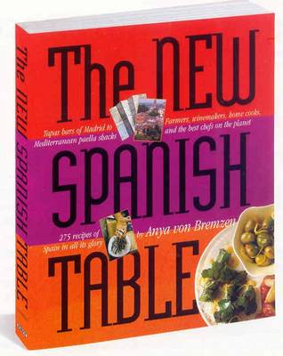 New Spanish Table (Paperback)