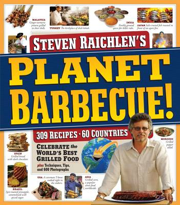 Planet Barbecue (Paperback)
