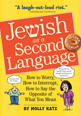 Jewish as a Second Language (Paperback)