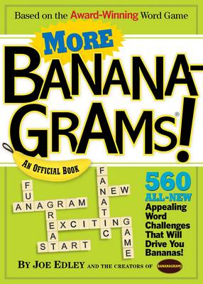 More Bananagrams! (Paperback)
