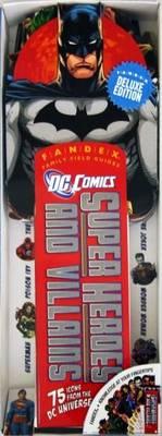 Fandex Deluxe: DC Comics Super Heroes and Villans - Fandex