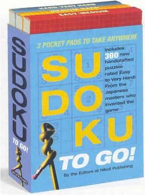 Sudoku to Go! (Paperback)